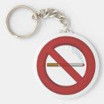 Llavero no fumador
