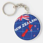 llavero Nueva Zelanda