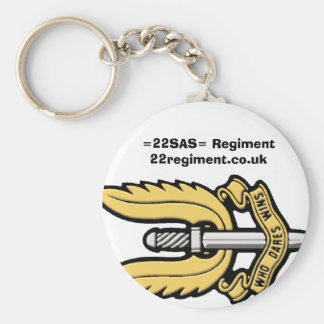 Llavero oficial del regimiento [22SAS]