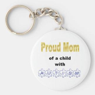 Llavero orgulloso de la mamá