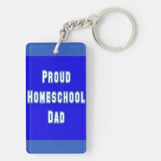 Llavero orgulloso del papá de Homeschool