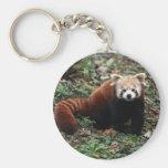 Llavero - panda roja 2