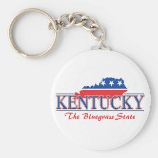 Llavero patriótico de Kentucky