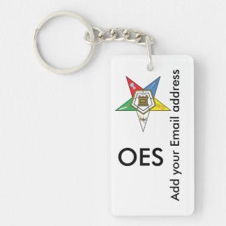 Llavero personal de OES