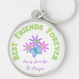 Llavero personalizado de los mejores amigos para s
