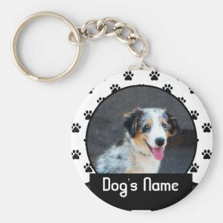 Llavero personalizado de su perro casero