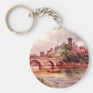 Llavero - puente de Richmond
