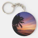 Llavero - puesta del sol hawaiana
