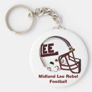 Llavero rebelde de Midland Lee