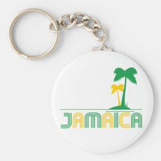Llavero retro de Jamaica