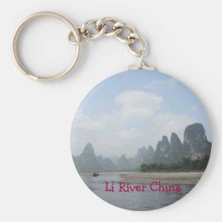 LLAVERO - río China de Li