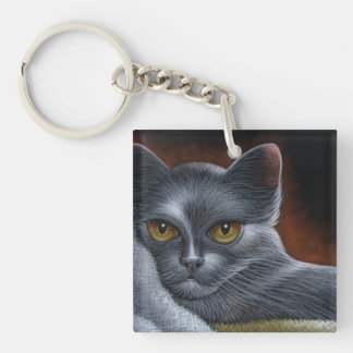 LLAVERO RUSO DEL CAT AZUL