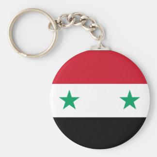 Llavero sirio de la bandera