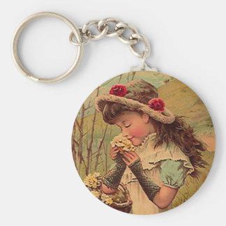 LLAVERO subió vintage de moda del Victorian del es