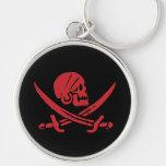 Llavero superior grande del Swag del pirata
