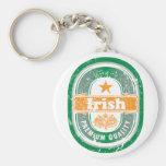 Llavero superior irlandés de la calidad