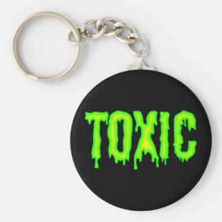 Llavero tóxico
