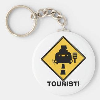 Llavero turístico