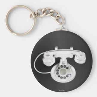 Llavero viejo del teléfono