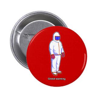 Llavero y botón del juego del calor del calentamie pin