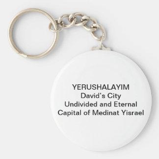 LLAVERO - Yerushalayim