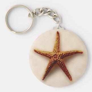 Llaveros de las estrellas de mar