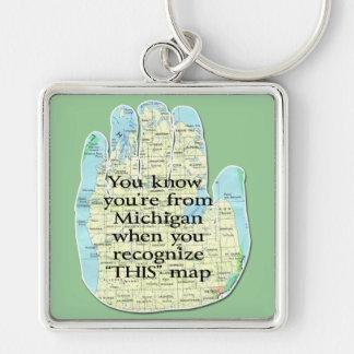 Llaveros de Michigan