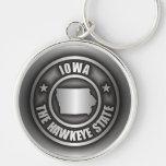 """""""Llaveros del acero de Iowa"""""""