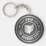Llaveros del acero de Ohio