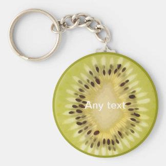Llaveros del tema del kiwi