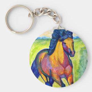 Llaveros pintados del caballo 2