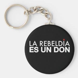 """Llaveros """"REBELDE"""""""