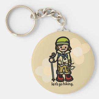 llaves a la cabina llavero redondo tipo pin