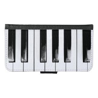 Llaves antiguas del piano
