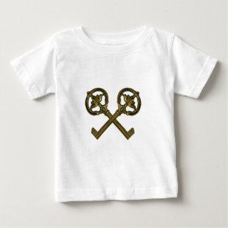 llaves cruzadas tee shirts