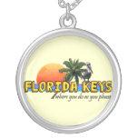 Llaves de la Florida Pendiente