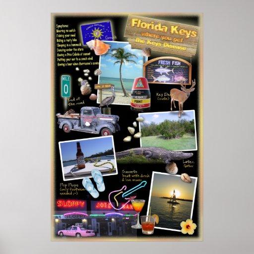 Llaves de la Florida Impresiones