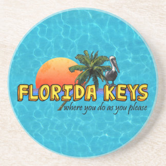 Llaves de la Florida Posavasos Diseño