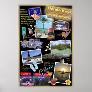 Llaves de la Florida Póster