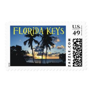 Llaves de la Florida Franqueo