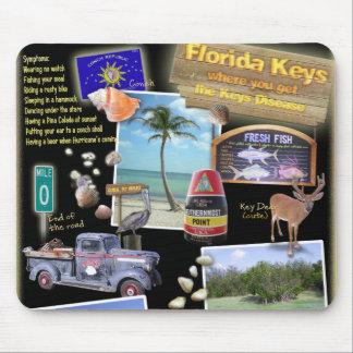 Llaves de la Florida Mousepad