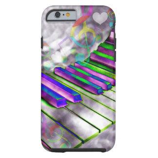 Llaves de mi heart#2_ funda para iPhone 6 tough