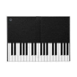 Llaves de teclado de piano iPad mini cárcasa