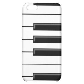 Llaves del piano/de teclado: caso del iPhone 4