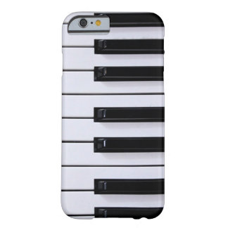 Llaves del piano funda barely there iPhone 6