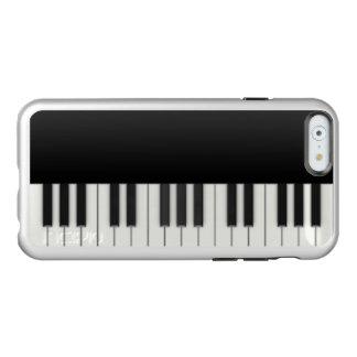 Llaves del piano funda para iPhone 6 plus incipio feather shine