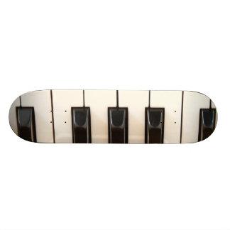 Llaves del piano monopatines personalizados