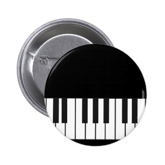 Llaves del piano pins
