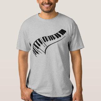 Llaves del piano playeras