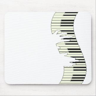 LLAVES DEL PIANO TAPETE DE RATON